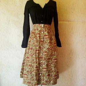 Dresses & Skirts - Vintage House Skirt